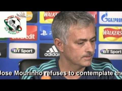 Chelsea boss Jose Mourinho I have Roman Abramovich's backing