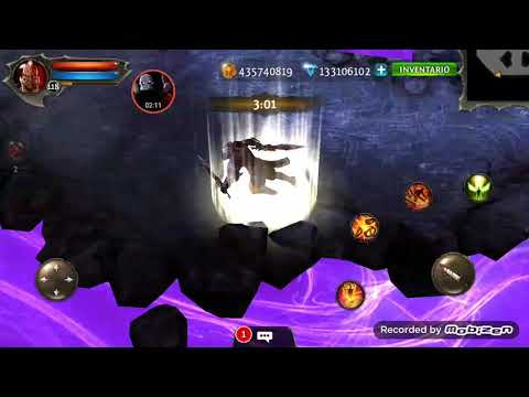 DUNGEON HUNTER 4  PVP HACK (JIR3N VS DYSPO11)