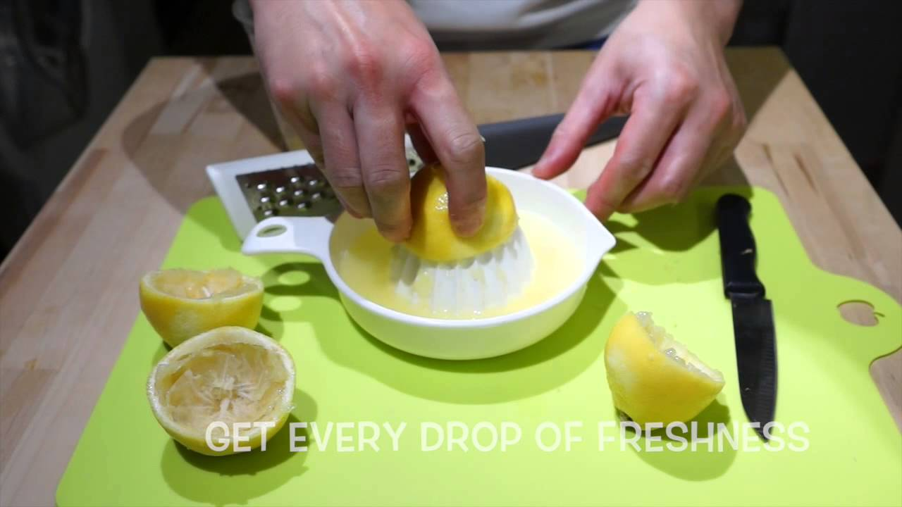 how to make lemon sorbet without an machine