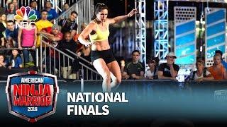 "Jesse ""Flex"" Labreck at the National Finals: Stage 1 - American Ninja Warrior 2016"