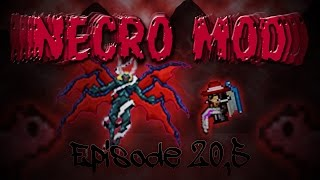 Terraria Necro Mod - Episode 20,5 - I should use my brain more often