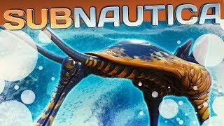 Subnautica #44 - SEA TREADER