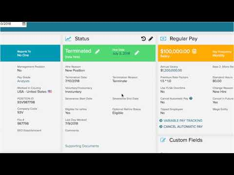 ADP Workforce Now® & Plansource® Integration Video - YouTube
