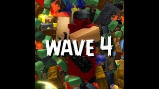 How to get Commando wave 4! [ROBLOX Tower Battles] Record?