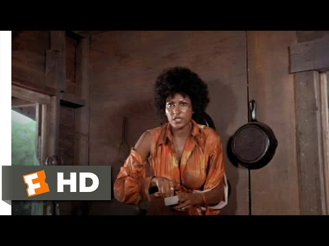 Foxy Brown - Here's Some Gasoline Scene (7/11) | Movieclips