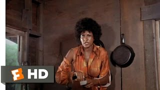 Foxy Brown - Here's Some Gasoline, Skinhead! Scene (7/11) | Movieclips