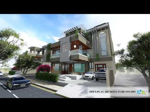 HOUSE -104 - OPEN PLAN ARCHITECTURE STUDIO