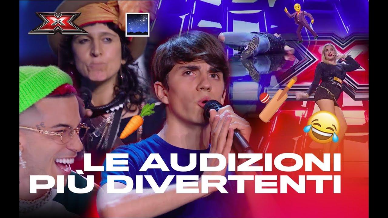 Самые смешные на X Factor Italia 2019