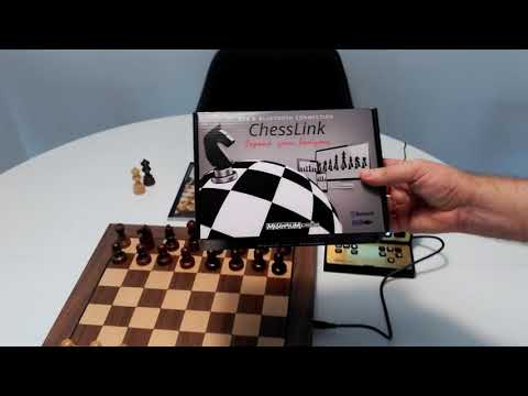 Review Millennium Chess Genius Exclusive + Chess Link (Noved