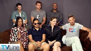 The Flash Season 6 Cast Preview | Comic-Con