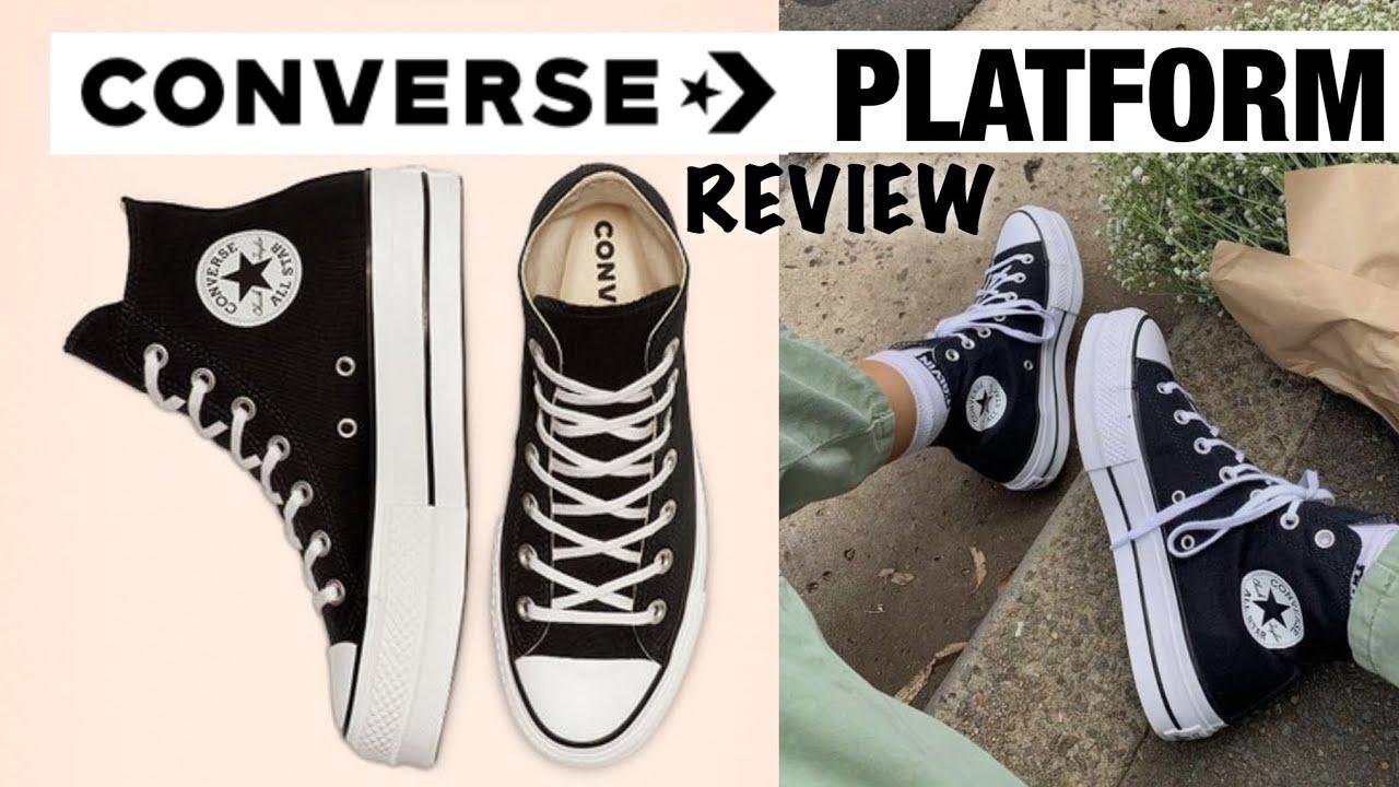 nuove converse platform