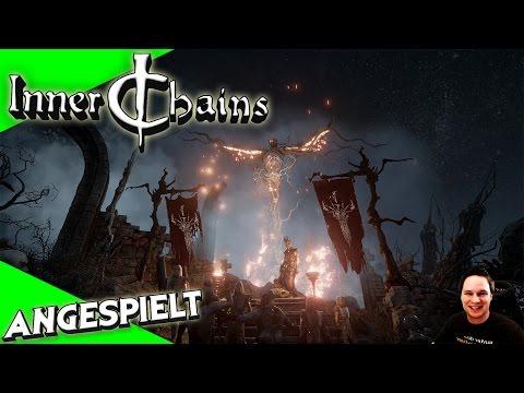 Inner Chains - #01 - Ein Ritt durch die Hölle [Let's Play][Gameplay][German][FPS][Horror][Gore]