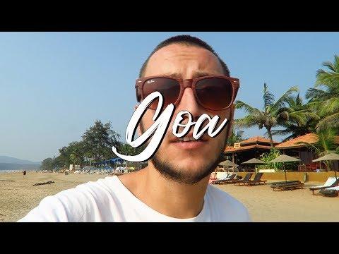 🌴 AGONDA 🌴  (GOA) - INDIA TRAVEL VLOG #80