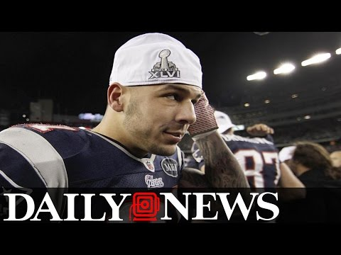 Aaron Hernandez's Brain To Be Donated For CTE Study