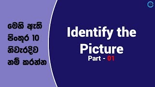 Identify the Picture - Part 01 | Shanethya TV