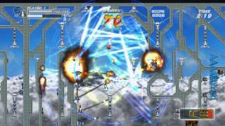 Bangai-O HD Missile Fury Weapons Montage Trailer (HD 720p Video)