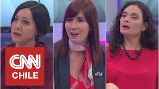 Mira el debate entre las candidatas a la presidencia de la directiva nacional