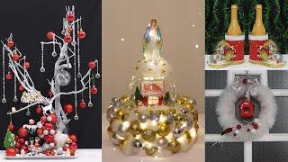 10 Diy christmas decorations 2021🎄 New Christmas decoration ideas 🎄 14