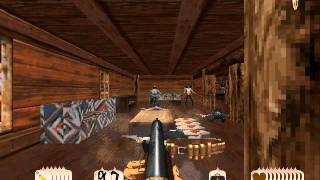 Outlaws (PC, 1997) - Level 1#: Slim's Hideout