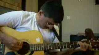 Ye Dhosti (cover) guitar chords hindi song lesson by Suresh