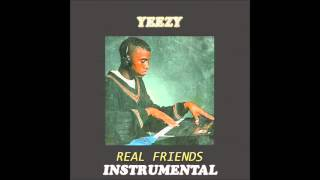 Kanye West - Real Friends (Instrumental)