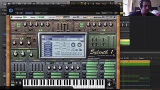 Future Bass Chords using the plugin Sylenth1