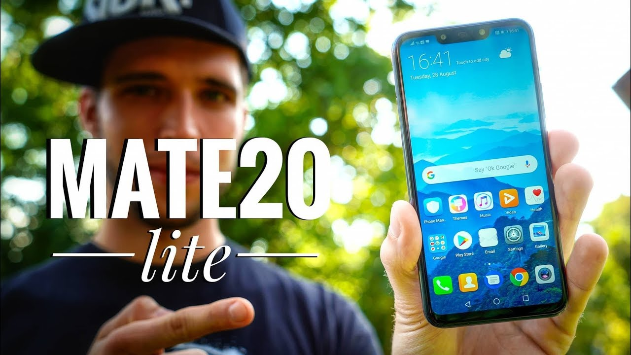 Обзор Huawei gr Lte Mate 20 Lite Review - The BEST Budget Smartphone 2019?