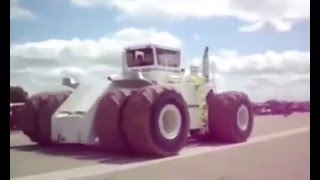 World's Largest Farm Tractor ,  The biggest tractor in the world   YouTube