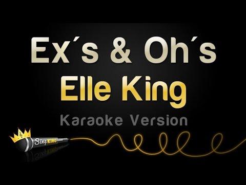 Elle King - Ex&39;s & Oh&39;s Karaoke