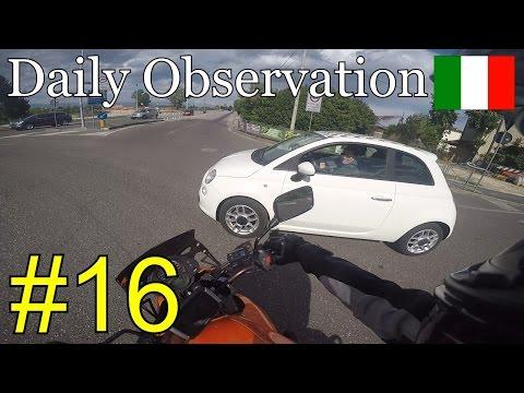 Daily Observations ITALIA #16 - Precedenza non rispettata!