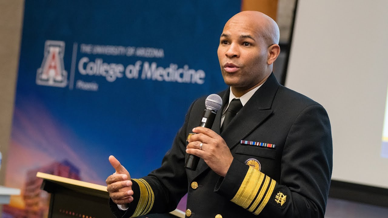 Grand Rounds with the U.S. Surgeon General Vice Admiral Jerome Adams, MD, MPH