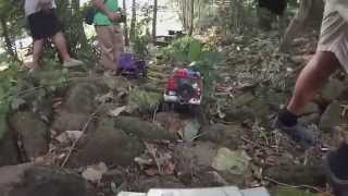 Manila 4x4 Scale RC trail on August 15, 2015 part three.