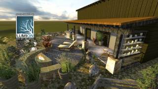 Talking Rock Ranch, Prescott Arizona - Cottage Landscape Design