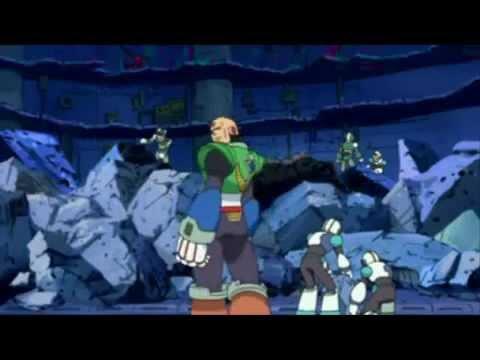 Mega Man X  O dia de Sigma (OVA) parte 1
