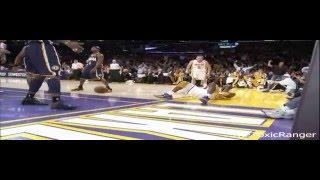 """Kobe Bryant """"My Last"""""""