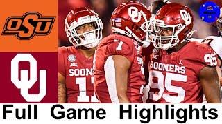 #14 Oklahoma State Vs #18 Oklahoma Highlights | College Football Week 12 | 2020 College Football