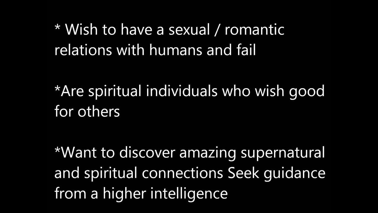 Sex ghost summoning