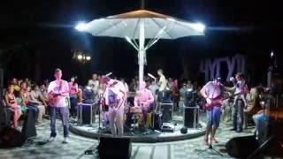 """выступление группы """"Село и люди"""" в Чугуеве"""