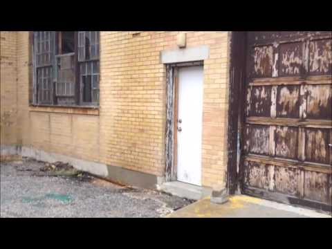 Tour Inside: Abandoned Indian School Warehouse Complex; Brigham City, Utah