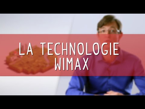 Le WiMAX : c'est quoi ? // Paroles d'experts
