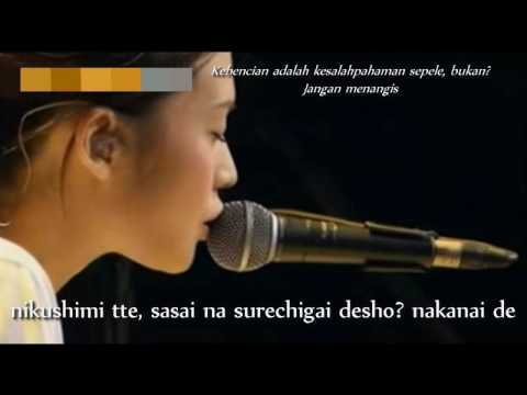 YUI | To Mother | Subtitle Indonesia | Lagu jepang Romantis