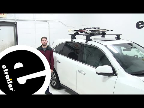 Kuat Ski and Snowboard Racks Review - 2016 Acura MDX - etrailer.com