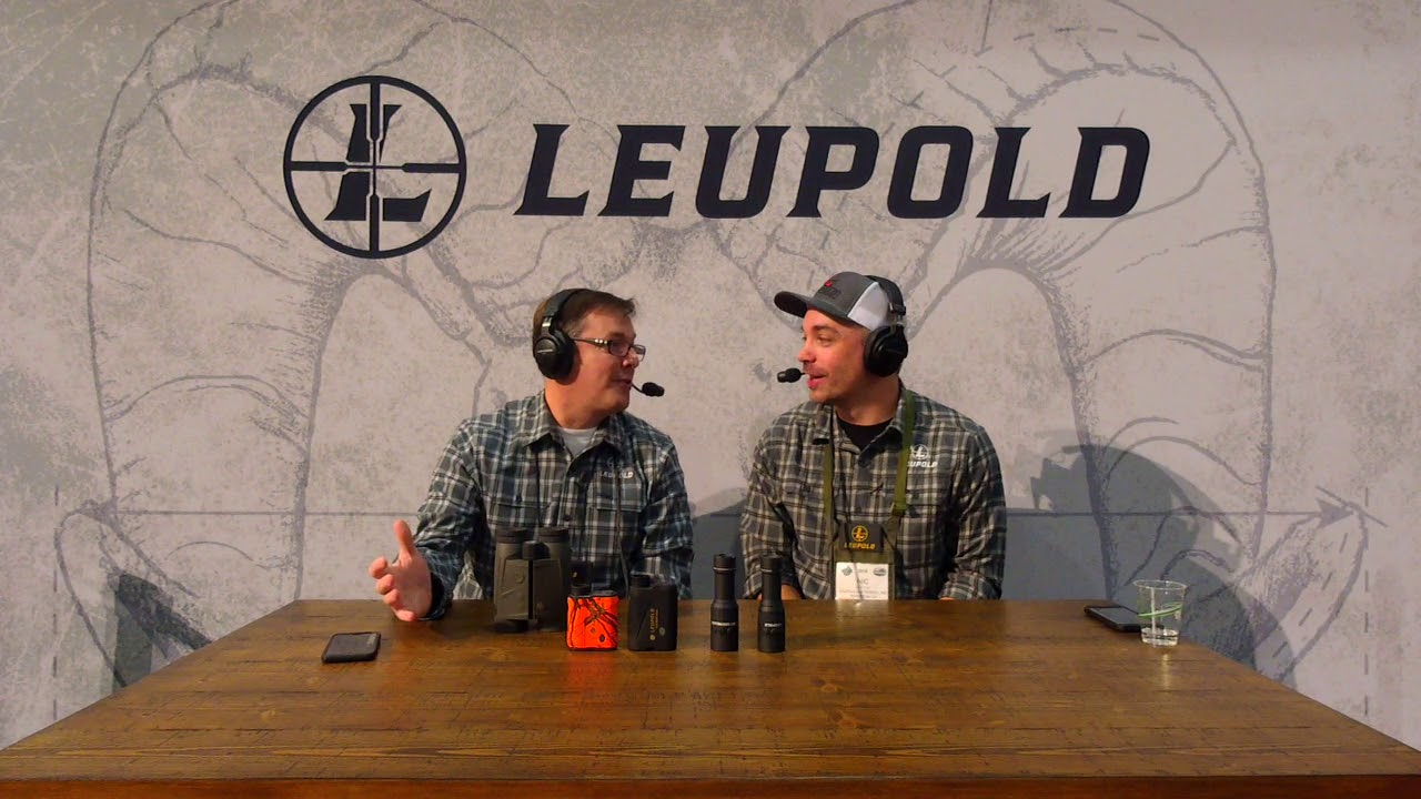 Leupold Core Insider: New Rangefinders, Thermal Optics and More - SHOT Show  2019