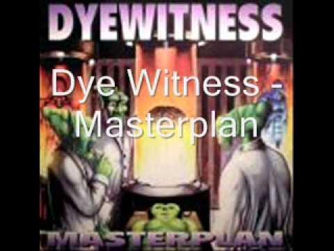 Клип Dyewitness - Masterplan