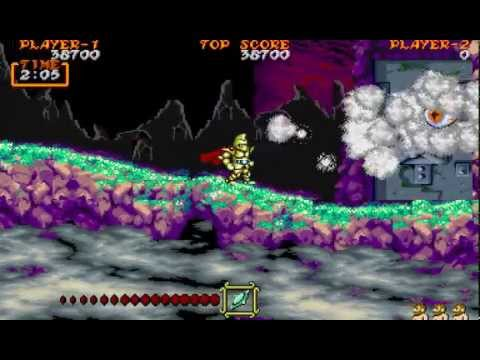 Arcade Longplay [475] Ghouls 'n Ghosts