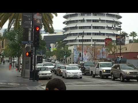Hollywood & Vine - Los Angeles, CA