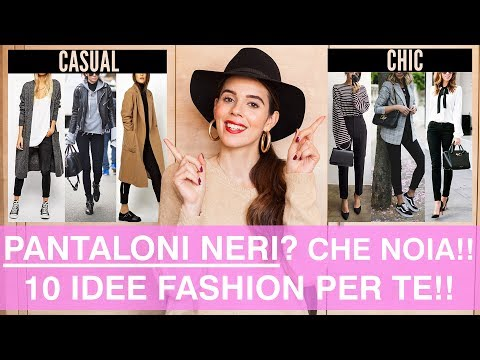 come-abbinare-i-pantaloni-neri:-10-outfits-super-di-moda-da-copiare-subito!!