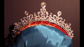 The Rosebank Tiara - NOT a Replica