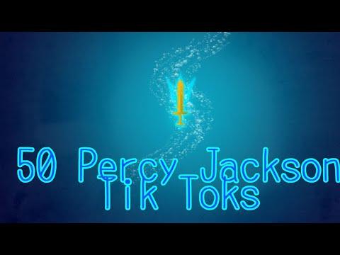 50 Percy Jackson TikTok's