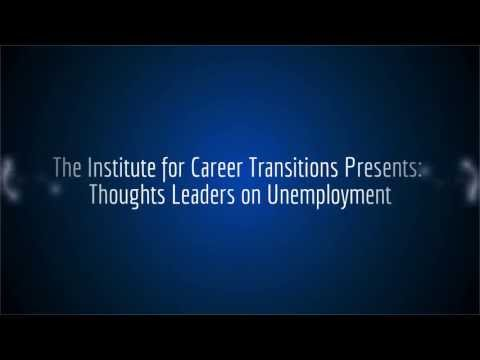 ICT Presents: Thought Leaders on Unemployment